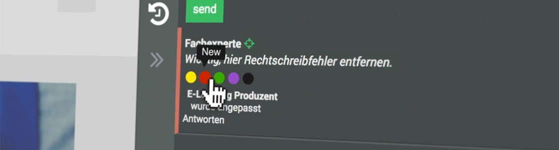 NEU für Adobe Captivate: Der reflact Content Reviewer
